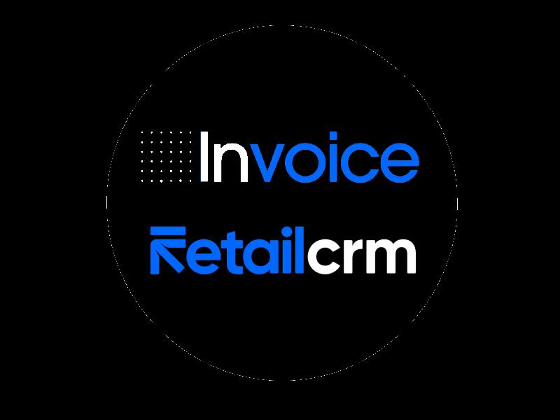 Invoice — оплата по QR с комиссией 0,7%